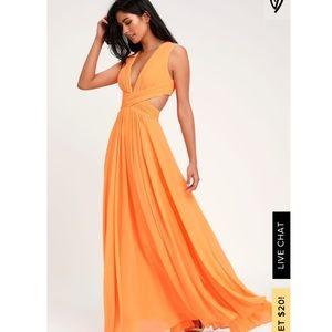 ⚡️Excellent⚡️Lulu Vivid Imagination Dress sz small